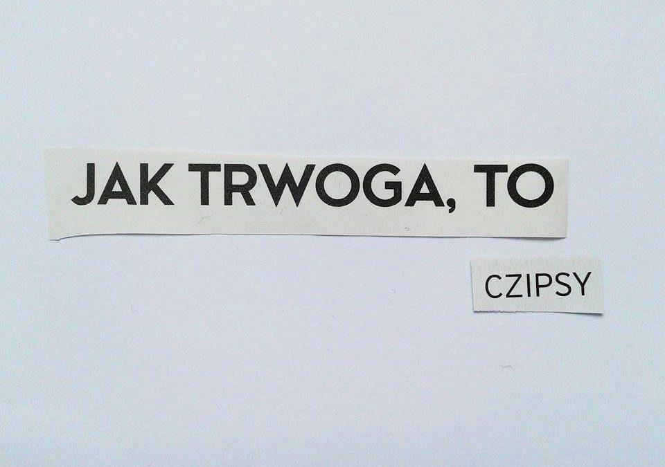 """""""Wycinki w termosie"""" Małgorzata Konieczna – wystawa"""