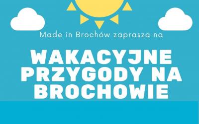Wakacje na Brochowie