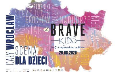 Razem z Brave Kids na Brochowie