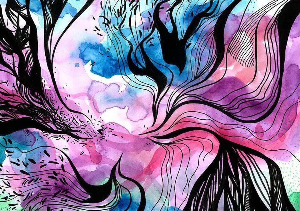 Warsztat – Malowanie abstrakcyjne